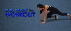 Cardio - Bodyweight